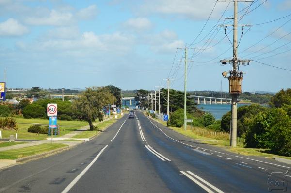 Ponte de acesso á Phillip Island