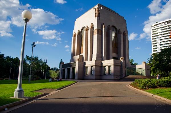 Memorial de Guerra ANZAC