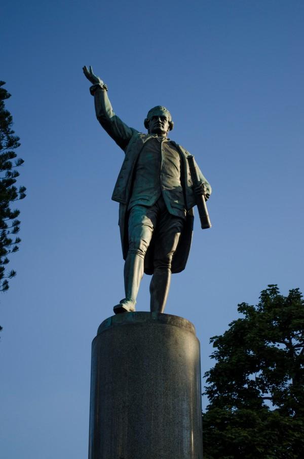 Capitao James Cook