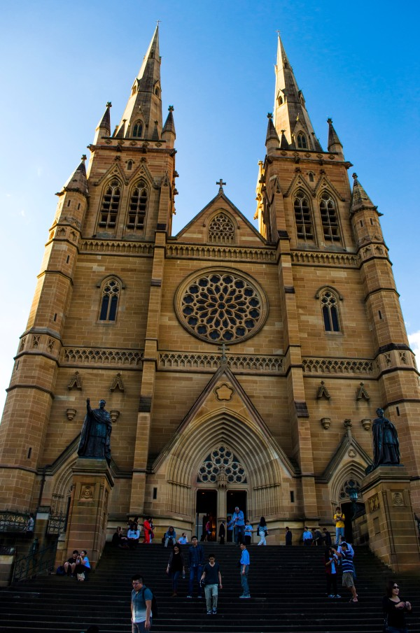 St. Mary's Cathedral