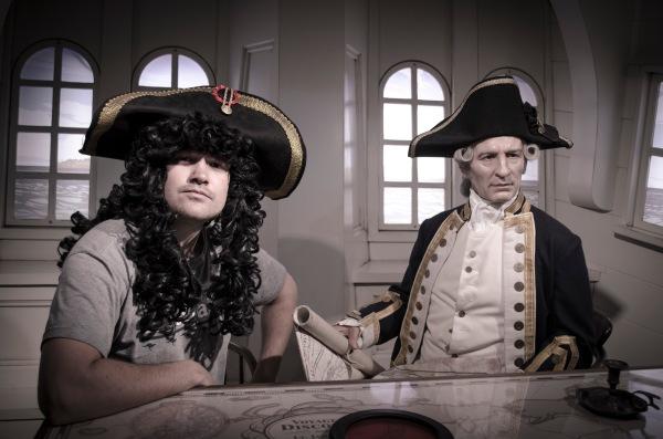 Capitão James Cook