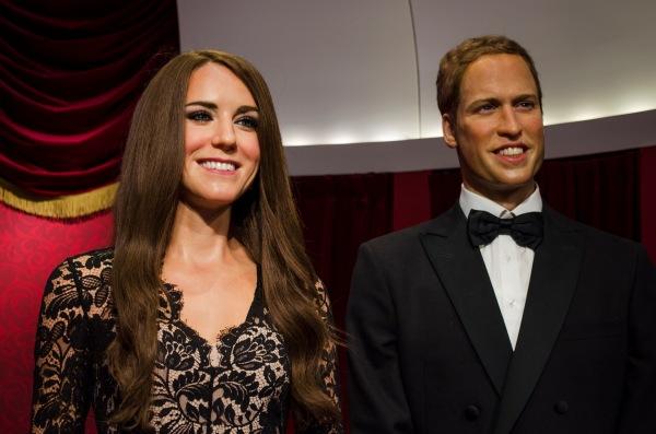 Príncipe William & Duquesa Kate