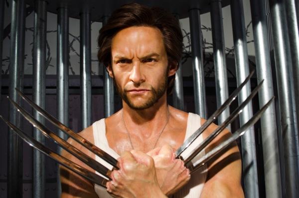 Hugh Jackman, como Wolverine