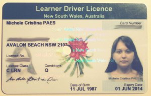 Learner Driver Licence