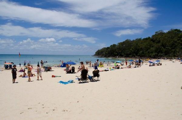 Main Beach (Praia principal)
